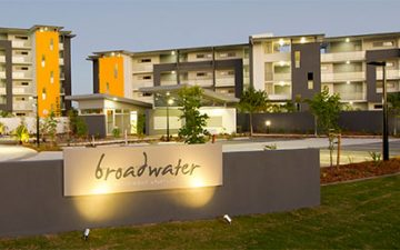 BROADWATER ON THE PENINSULAR