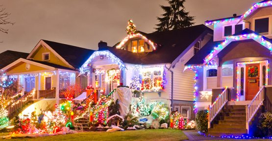 Christmas Lights Safety and Consideration