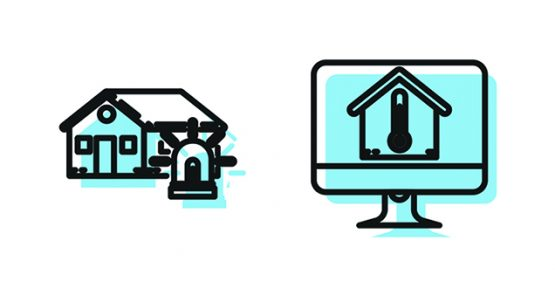 Smart Building Technology and Monitoring Devices