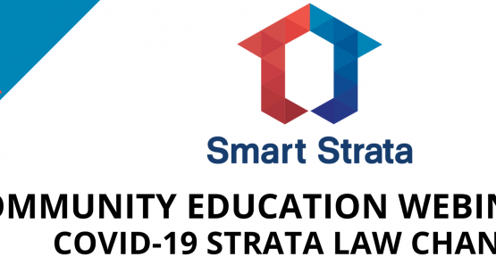 COVID-19 Strata Law Changes – Financial Relief Measures Explained