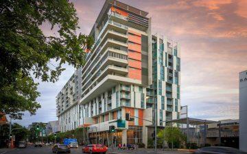 Saville South Bank Apartments
